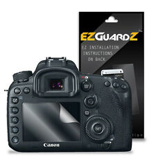 1X EZguardz LCD Screen Protector Skin Shield HD 1X For Canon EOS 7D MKII (Clear)