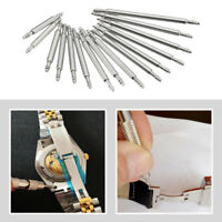 108X Stainless Steel Watchmaker Watch Band Bars Strap Link Pins Watch Repair Kit