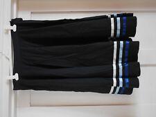 "Girls Ladies Ballet Character Skirt size 32"" waist 3 shades blue"