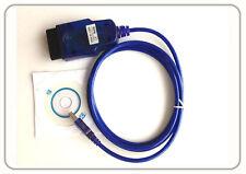 VAG K Can Diagnose Kabel Neu OBD2 Diagnosegerät 1.4 Blau Tachojust. Audi VW..