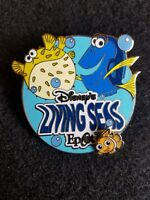 WDW The Living Seas Pavilion Finding Nemo Disney Pin 39918 blowfish dory p8