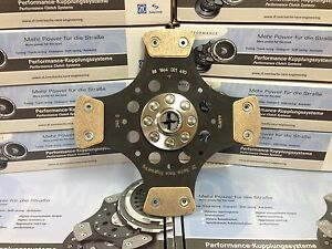 Sachs Performance Clutch Disc Pads 881864001490 SEAT IBIZA 130HP 150HP Audi VW