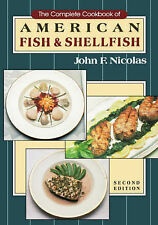 NEW The Complete Cookbook of American Fish and Shellfish, 2nd Edition