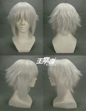 Murasame Tsukumo Hakuouki Okita Souji ISANA YASHIRO Rasetsu Anime Cosplay Wig