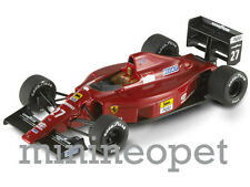 HOT WHEELS ELITE X5517 FERRARI F1-89 HUNGARY GP 1989 #27 1/43 NIGEL MANSELL