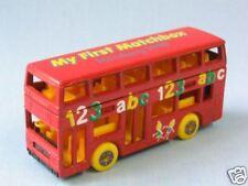 Matchbox mb-17 Titan Bus mi primer Matchbox Nurnberg 90 Raro alemán Promo