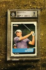 New listing Jordan Spieth 2015 SIFK #430 BGS 9 Sports Illustrated For Kids Great Subs 2 9.5