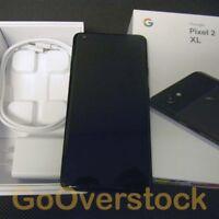 Google Pixel 2 XL - 64GB - Just Black (Verizon) Smartphone - SB