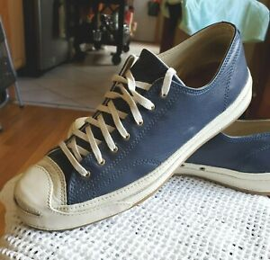 Converse Jack Purcell Jack Ox Post Applied Navy/Egret 142664C US Mens 10.5