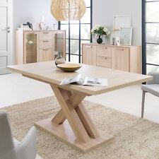 Esstisch Avant Esszimmertisch Auszugstisch Tisch Sonoma Eiche ausziehbar 160-200