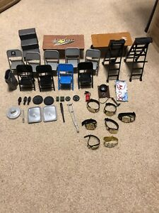 wwe figure accessories lot