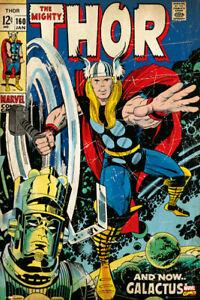 Thor - Marvel Comic Cover 24 X 36