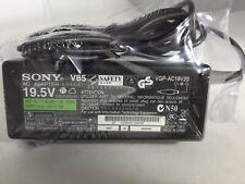 Genuine Sony ADP-75UB D AC Adapter VGP-AC19V20 19.5V 3.9A   No Box