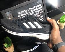 Adidas Men's Adizero Adios 4 - Black - Running Shoes -  Sz: 11