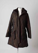 Milestone Winter Mantel Jacke Gr.36 Braun Fällt grosser aus, bitte weiter lesen