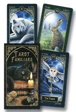 Tarot Familiars Deck Fournier New Sealed