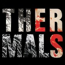 THE THERMALS - DESPERATE GROUND  CD  10 TRACKS INDEPENDENT ROCK  NEU