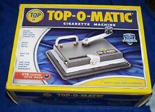 Top-O-Matic  Cigarette Rolling Machine Tobacco Injector