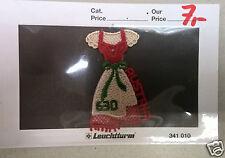 ÖSTERREICH - Stoffmarke Dirndl 6,30 Euro Postfrisch