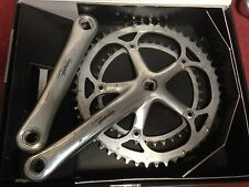 Guarnitura Campagnolo Chorus 10 V bike Crankset 170 52-39 made in Italy