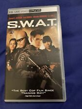 PSP UMD Movie Sony PlayStation Portable SWAT S.W.A.T !!!!