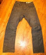 ALL SAINTS SPITALFIELDS Jeans 30 X 32 Quarry Runner Jack's Place Skinny for Men
