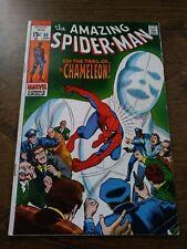 The Amazing Spider-Man #80 (Jan 1970, Marvel) MID/HIGH GRADE