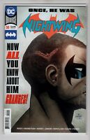 """Nightwing Issue #50 """"Once He Was"""" DC Comics (1st Print 2018)"""