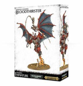 Bloodthirster Chaos Daemons of Khorne 40K AOS Warhammer NIB