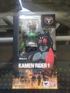 S.H. Figuarts Kamen Rider 1 (2016 Movie Ver.) - MIB USA