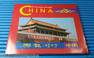 """China Coins & Note in """"A Journey Through China  & Coinage History"""" Folder"""