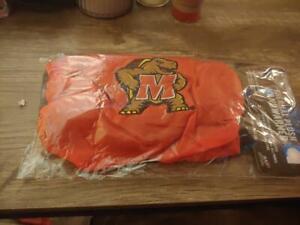 NCAA Maryland Terripans Hand Warmer thermal plush 15 x 7.5-inches