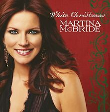 White Christmas - Martina Mcbride (2007, CD NIEUW)