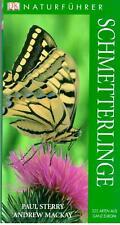 Sterry / Mackay; Schmetterlinge 325 Arten aus ganz Europa