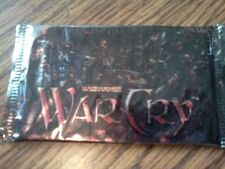 Warhammer Warcry fantasy CCG booster pack New