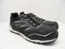 Terra Men's Velocity Lace Up Composite Toe Composite Plate Athletic Shoes 9M