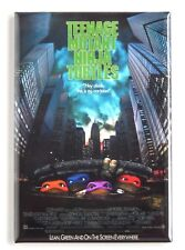 Teenage Mutant Ninja Turtles FRIDGE MAGNET (2 x 3 inches) movie poster