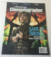 AMERICAN CINEMATOGRAPHER May 2012~ GAME OF THRONES, BOOGIE NIGHTS, MAGNOLIA