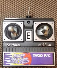 Tyco R/C Hot Rocker Remote ONLY 49mHz parts/repair Untested vintage 90s