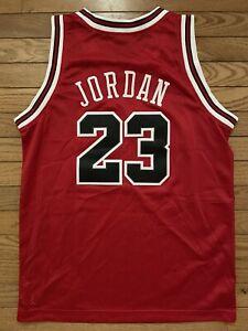 Chicago Bulls Nike Swingman Jersey Michael Jordan Youth Large New With Tags