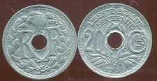 20 centimes  ZINC LINDAUER   1946  ( SUP + )  ( bis )