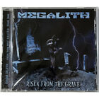 MEGALITH Risen From the Grave CD 1986 U....