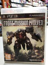 Front Mission Evolved Ita PS3 USATO GARANTITO