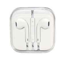 Auricolare Cuffie Originale Apple MD827ZM Iphone 5 5s 5c 6 4s 4 EarPods Scatolin
