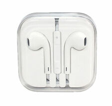 Auricolari Apple EarPods con Telecomando e Microfono Md827zm/a per iPhone iPod