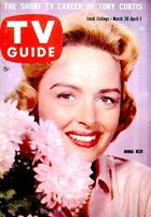 TV Guide 1960 The Donna Reed Show GAI 1st Graded NM V8N13 Issue #365 VTG