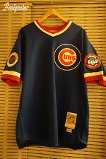 Mitchell & Ness Ryne Sandberg 1984 Chicago Cubs Road Baseball Jersey
