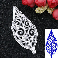 1PC Leaf Metal Cutting Dies DIY Scrapbooking Album Paper Card Embossing Craft