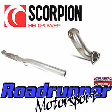 """Scorpion Corsa VXR (A16) 3"""" Primary Decat Downpipe & Secondary Sport Cat Exhaust"""
