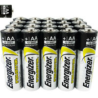 20 x Energizer AA batteries Industrial Alkaline 1.5V LR6 AM3 EN91 MIGNON